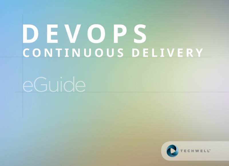 DevOps Continuos Delivery eGuide Cover