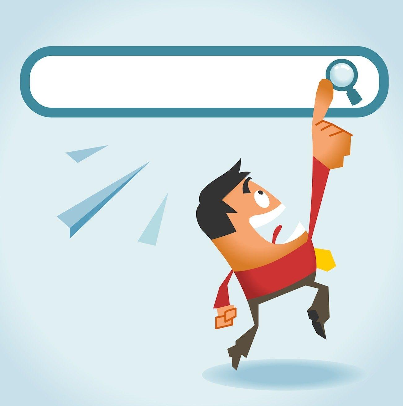 Web crawlers search