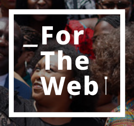For The Web logo