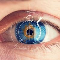 eye retina scan