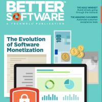 Cover of the fall 2016 issue of Better Software magazine