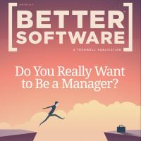 Better Software magazine cover