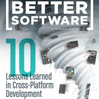 Better Software summer 2017 issue cover