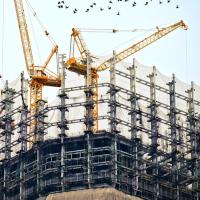 Cranes changing building architecture