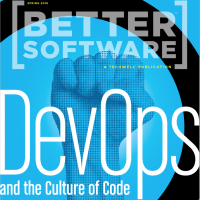 Cover of the Spring 2018 issue of Better Software magazine