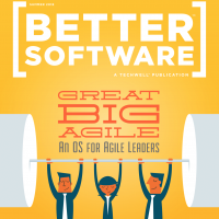 Cover of the Summer 2018 issue of Better Software magazine