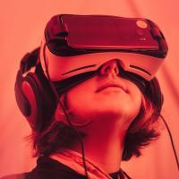 Virtual reality photo by Samuel Zeller