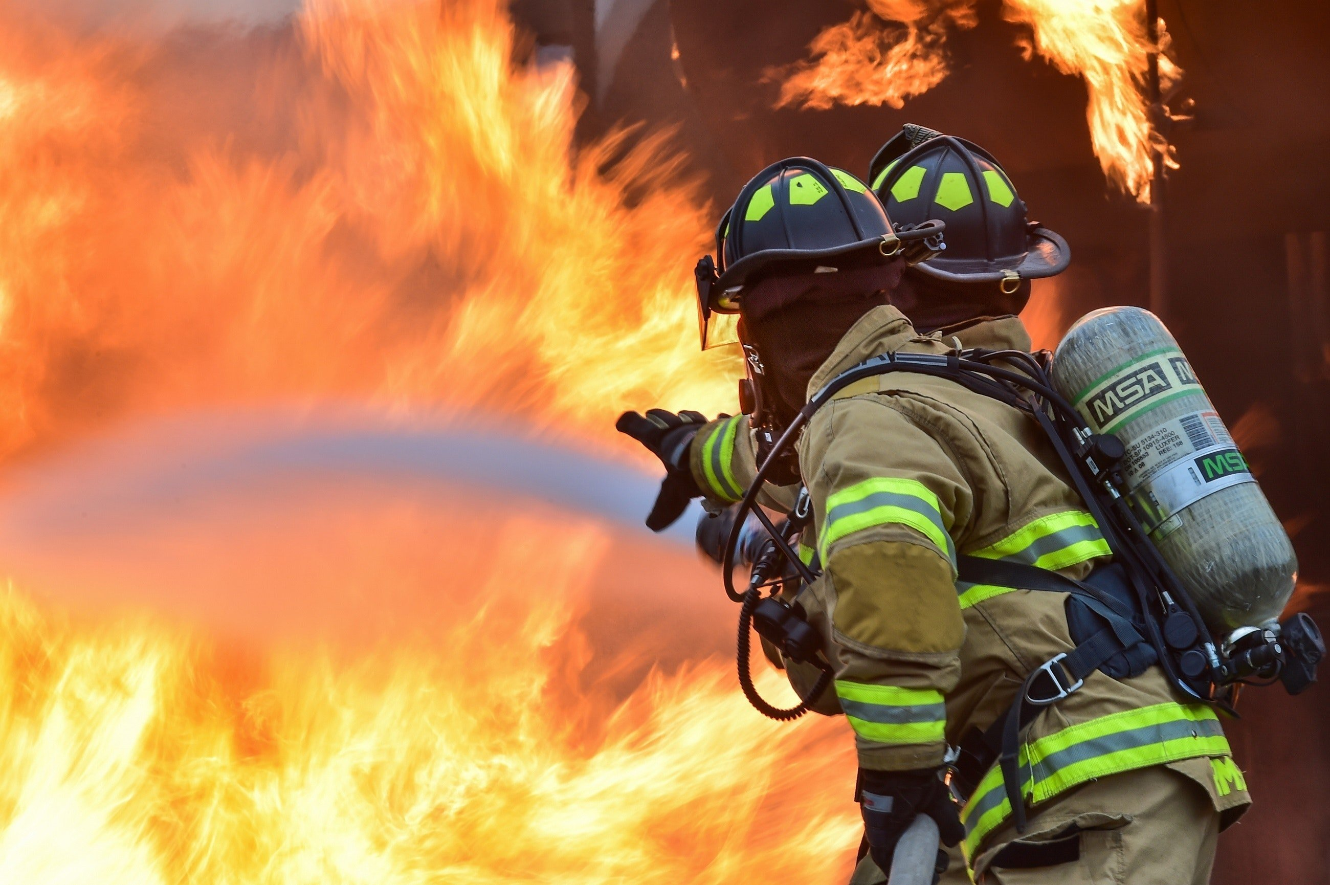 Image result for firefighting