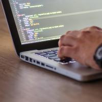 Developer performing unit testing