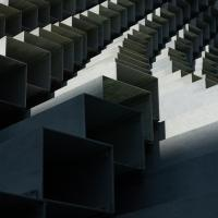 Collection of abstract boxes