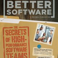 Better Software Fall 2017 issue cover