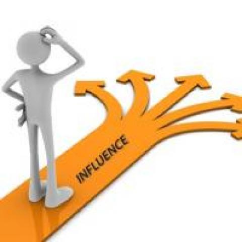 path to influence