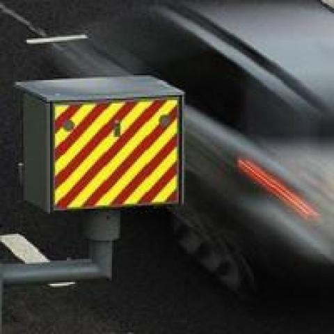 speed enforcement camera