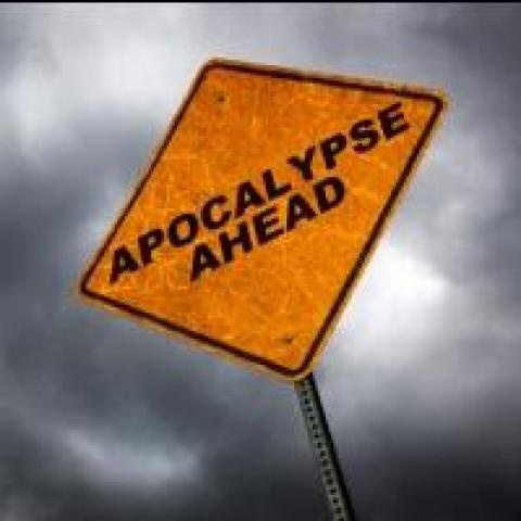 Sign: Apocalypse Ahead