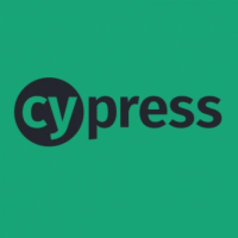Cypress tool logo