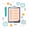 Action-based test design checklist