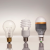 Evolution of light bulbs